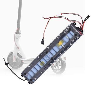 Delaman Batería de Bicicleta Eléctrica 36V 6.6AH Batería de Litio ...