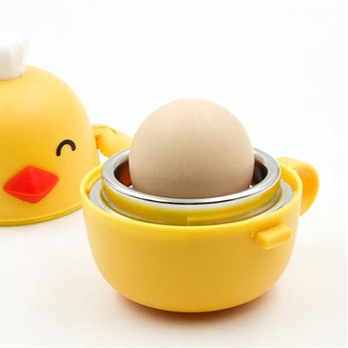 Escalfador de huevos para microondas caldera, de huevos para ...