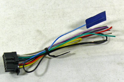 PIONEER OEM Original Part: CDP1480 Car Audio CD/DVD Receiver Power Cord Wire Harness Assembly