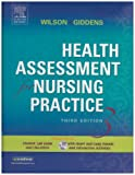 Health Assessment for Nursing Practice - Text, Student Lab Guide and Interactive Student CD-ROM Package, Wilson, Susan F. and Giddens, Jean Foret, 032302596X