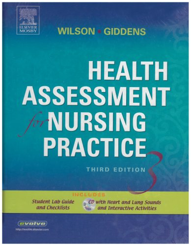 Health Assessment for Nursing Practice: Text, Student Lab Guide and Interactive Student CD-ROM Package