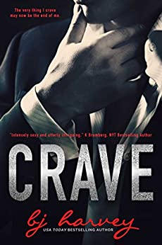 Crave by [Harvey, BJ]