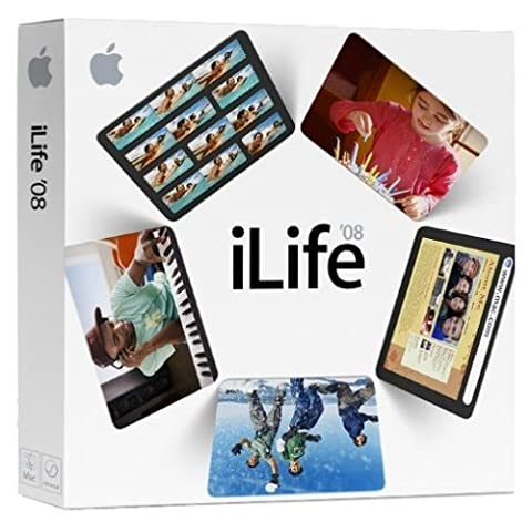 Apple iLife '08 [OLD VERSION] (Apple Imovie Software)