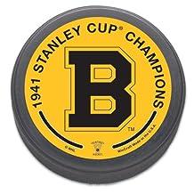 Wincraft NHL Boston Bruins 73513011 Hockey Puck