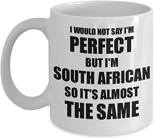 Amazoncom South African Mug Funny South Africa Gift Idea