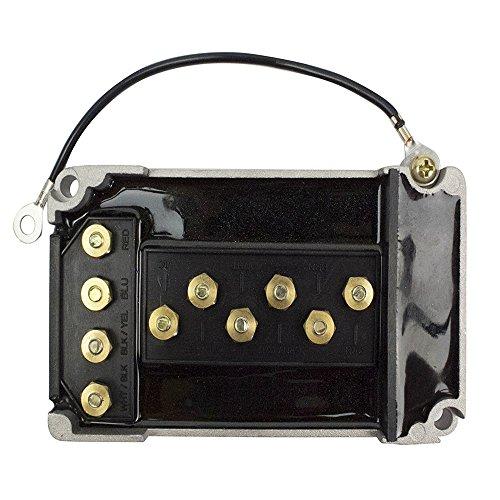 (Li Bai CDI Module Switch Box for 50-275 HP Mercury Outboard Motor 332-7778A12 332-7778A9 332-7778A6 332-7778A3 332-5524A1 332-7778A1 332-7778A7)