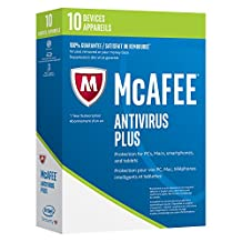 Intel McAfee 2017 Antivirus