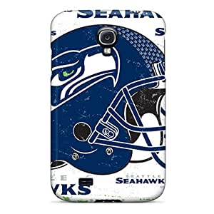 New Seattle Seahawks Cases Compatible With Mobile Galaxy S4