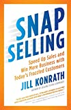 Internationally recognized sales strategist Jill Konrath shows how to overcome customer hesitation to get more appointments, speed up decisions, and win sales. Drawing on her years of selling experience, as well as the stories of other successful sel...