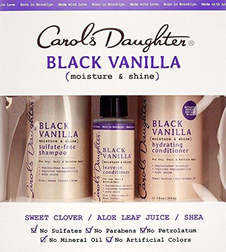Carols Daughter Black Vanilla Gift Set