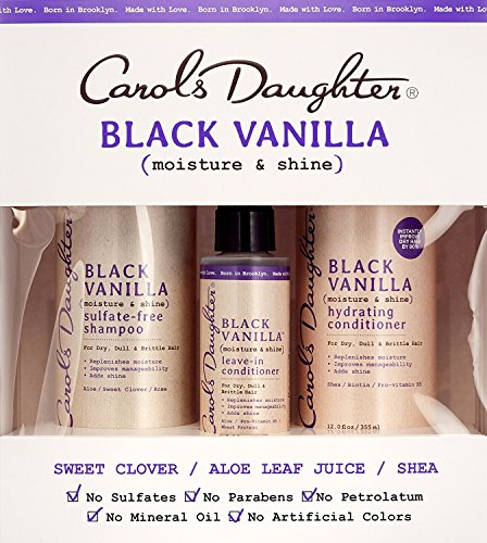 Shine Gift (Carols Daughter Black Vanilla Gift)