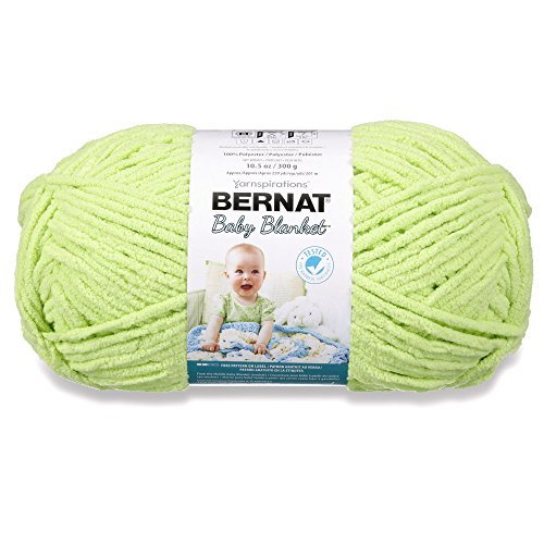 - Bernat Baby Blanket Big Ball Lemon Lime