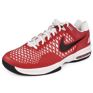 ... Review; Amazon.com Nike Air Max Cage, Mens Tennis Shoes (7.5, Team  MaroonBlack