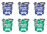 Arctic Zero Chocolate Chunk, Mint & Cookies Bakery and Dessert Gifts, 16 Fluid Ounce (pack Of 6)
