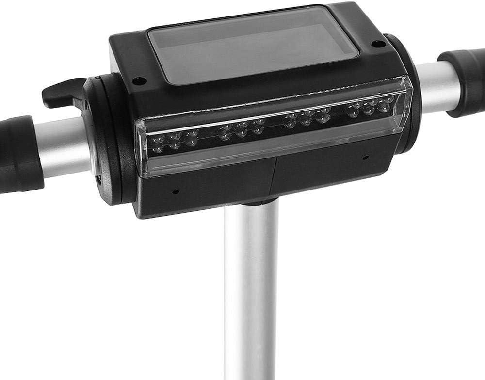 Batteria 7,5 AH agli ioni di Litio GoZheec E Scooter S1 PRO 350 W 30 km e-Scooter LCD per Giovani e Scooter Elettrico per Adulti 30 km//h