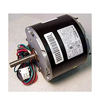 F48e06a48 coleman oem condenser fan motor 1 4 hp 230 for Ao smith furnace motors