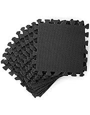 MATANA 20 Stuks EVA Schuim Puzzelmatten, 30x30cm - Elkaar Grijpende Schuimmatten, Anti-slip