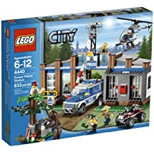 LEGO City Police Forest Station 4440