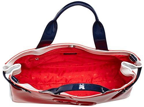 Armani c522f Bolso asa de Mano Mujer 091157 Rojo rzp6n4r