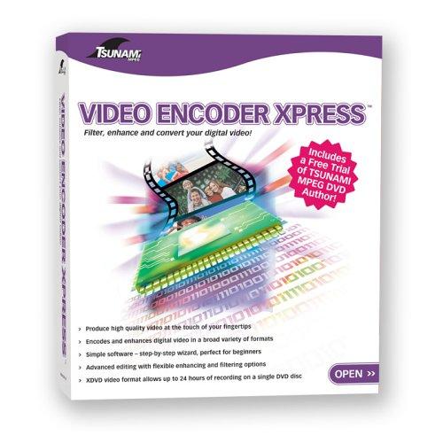 (TSUNAMI MPEG Video Encoder XPress)