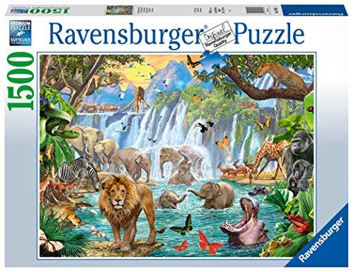 Ravensburger 16461 Waterfall Safari 1500 Piece