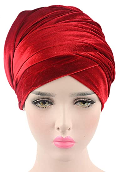 Amazon.com  Turban Head Scarf for Women 839120a6eb89
