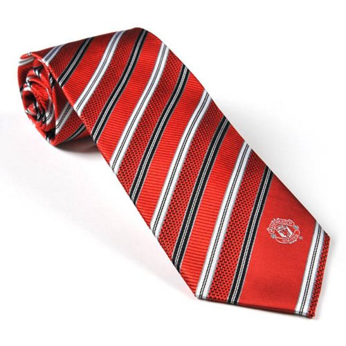 manchester-united-football-club-official-soccer-gift-red-white-black-striped-tie