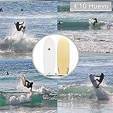 Hybrid Surfboard - Best Performance Foam