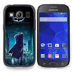 """Qstar Arte & diseño plástico duro Fundas Cover Cubre Hard Case Cover para Samsung Galaxy Ace Style LTE/ G357 (Bat Superhero"""")"""