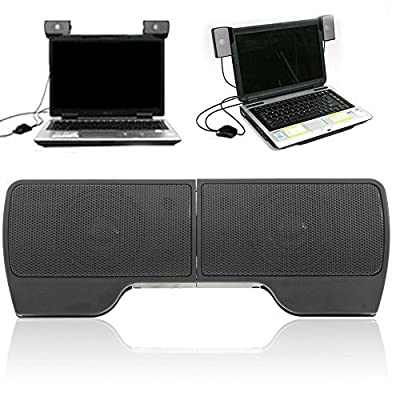 Mini Portable Computer USB Speaker Stereo for MP3 Phone Music Player Laptops PC