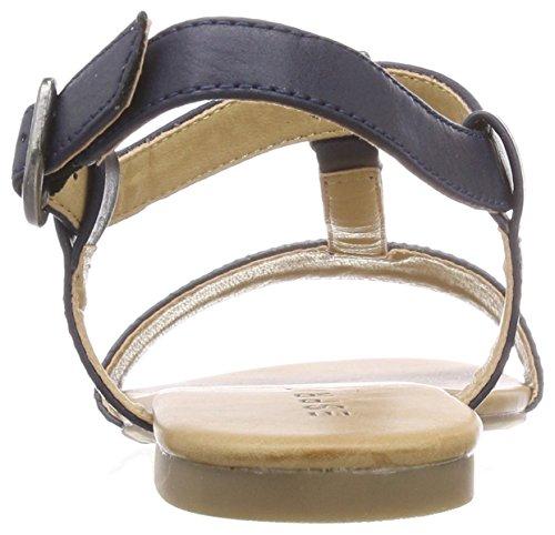 Alla Con Woven Blu Esprit navy Pepe Cinturino Donna Sandali Caviglia 1t5x5X8fqn