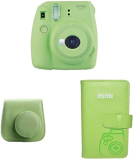 Fujifilm Instax Mini 9 Kamera Lime Grün Tasche Für Kamera