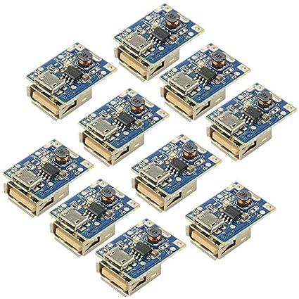 Amazon.com: WGCD - Módulo de alimentación de 5 V 1 A para ...