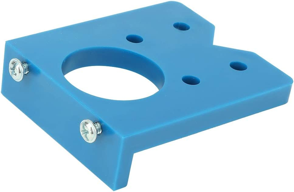 35MM Concealed Door Hinge Positioning Guide Boring Drill Guide Hinge Opening Installation Aid Hinge Hole Jig