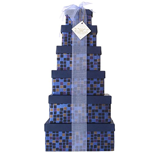 Broadway Basketeers Chocolates & Sweets Classic 6 Box Gift Tower - http://coolthings.us