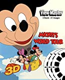 Mickey's World Tour - Mickey Mouse, Donald Duck, Minnie Mouse, Daisy - Classic ViewMaster - 3 Reel Set