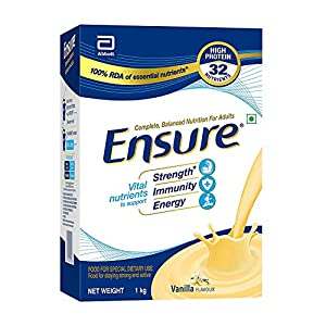Ensure Complete, Balanced Nutrition Drink For...