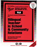 Bilingual Teacher in School and Community Relations, Rudman, Jack, 0837380669