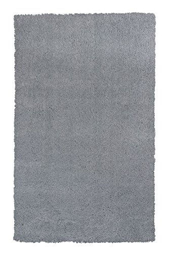 Kas Rugs 1557 Bliss Area Rug, 3-Feet 3-Inch by 5-Feet 3-Inch, Grey ()