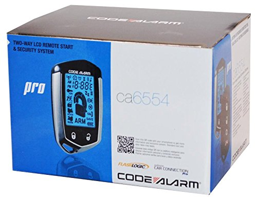 51776eA3uGL amazon com code alarm ca6554 car remote start security system  at gsmportal.co