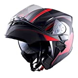 Best Shield For Motorcycle Helmets - 1Storm Motorcycle Modular Full Face Helmet Flip up Review