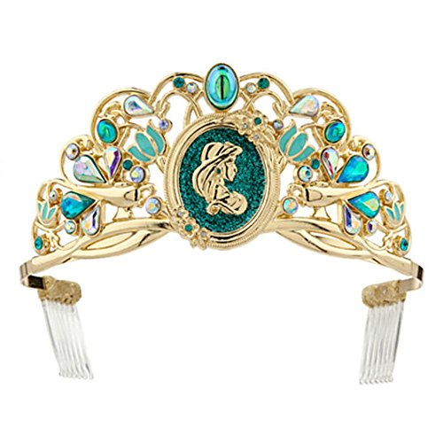 [Disney Store Princess Jasmine Costume Tiara~ Aladdin] (Jasmine Costumes For Girl)