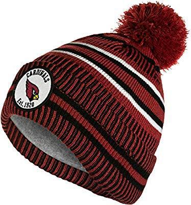 TheStar 2019 Sideline Sport Knit Winter Pom Knit Hat Cap