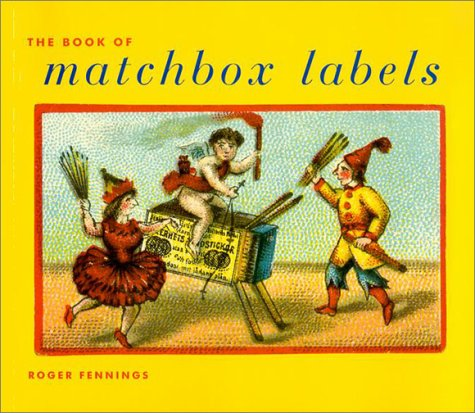 Book of Matchbox Labels