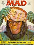 img - for MAD MAGAZINE # 157 March 1973 (Planet of Apes Cover, #157) book / textbook / text book