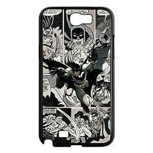 Samsung Galaxy N2 7100 Cell Phone Case Black Marvel comic Vupf