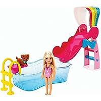 Barbie Chelsea Pool - Water Fun!