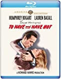 To Have and Have Not (1944) [Blu-ray]
