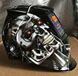 USA seller DMN New Auto Darkening Solar Powered Welders Welding Helmet Mask With Grinding Function
