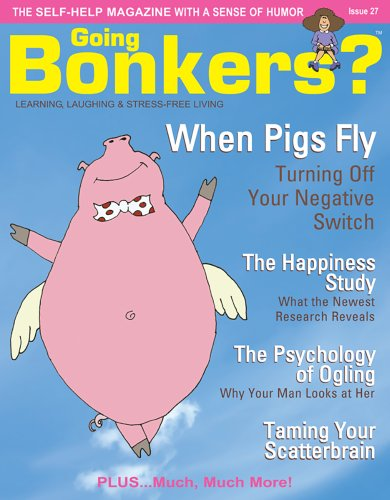 Growing Bonkers? Issue 27